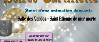 Soirée tartiflette Saint-Étienne-de-Mer-Morte