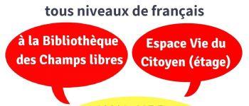 Accompagnement en français, écrit, oral, FLE Rennes