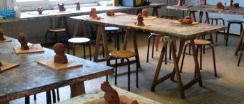Atelier enfants 6/9 ans : Totems sur bois Île-Tudy