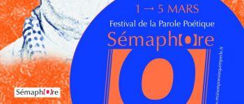 Festival Sémaphore : Rencontre Quimperlé