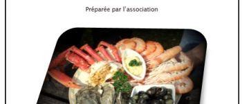 Assiette de Fruits de Mer de Pâques Guissény