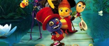 Ciné Kids : Dôles de petites bêtes Carantec