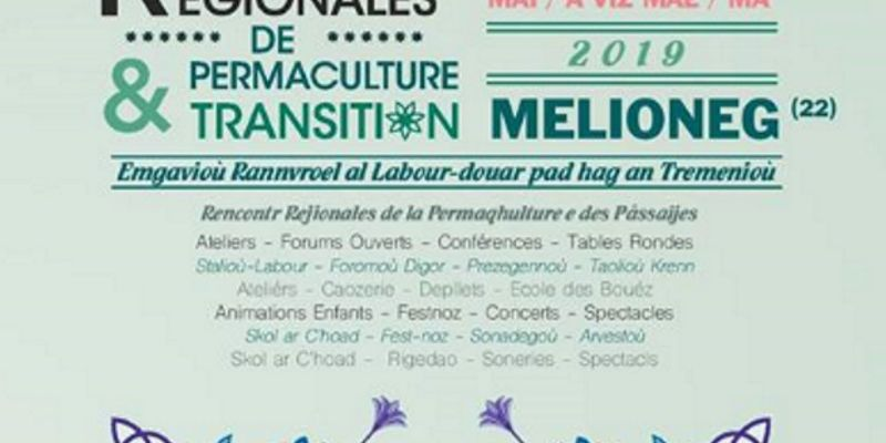 Rencontres régionales de la permaculture et des transitions