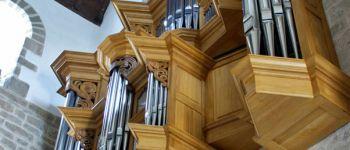 Concert - Classe d'orgue Conservatoire de Brest Loctudy