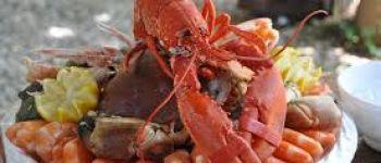 Fruits de mer de Pâques à emporter Guissény