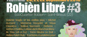 Festival Robièn Libré Saint-Brieuc