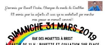 Marche solidaire pour tous - Ensemble contre les épilepsies Brest
