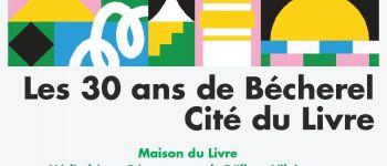 Journées du patrimoine // 30 ans de Bécherel, Cité du Livre Bécherel