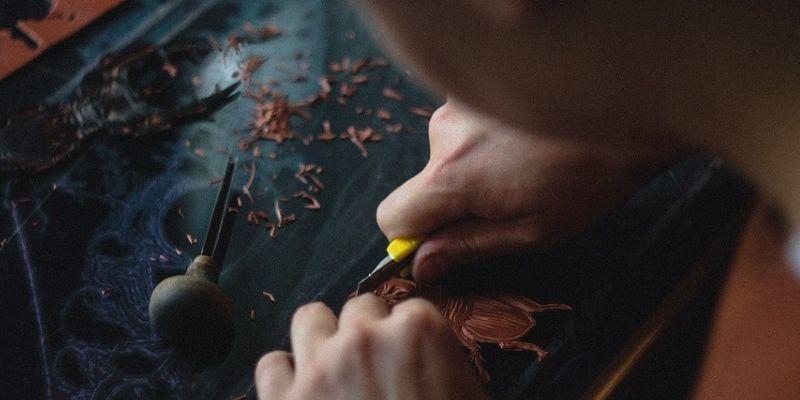 Atelier | La linogravure à lécole