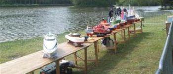 Championnat de Bretagne/Pays de Loire de modèles réduits bateaux Plouvorn
