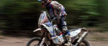 moto cross La motte