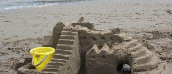 Concours de châteaux de résistance à la mer Dinard