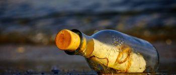 Jette ta bouteille à la mer Montfort-sur-Meu