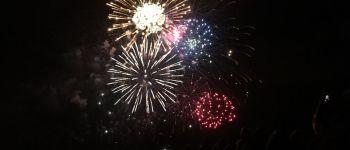 Feu d\Artifice - Festivités du 14 juillet Saint-Malo