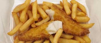 Fish and chips Plouguerneau