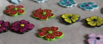Atelier créatif fleurs en fimo à Saint-Brice-en-Coglès (Maen Roch) Maen Roch