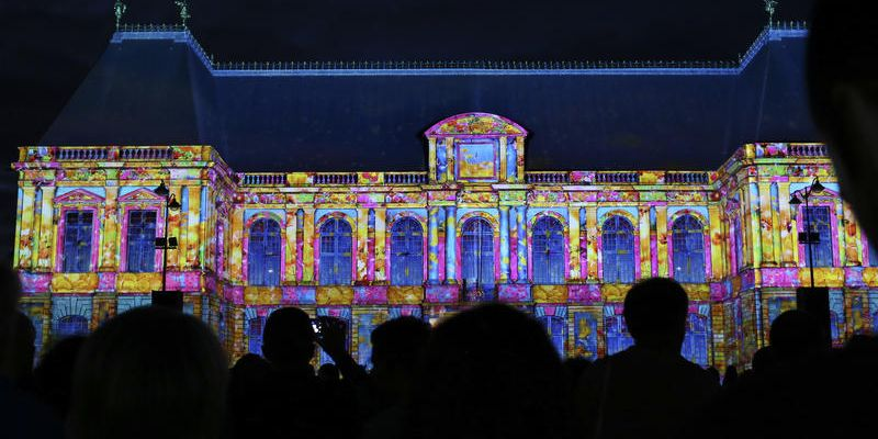 Lumières - Illuminations Parlement de Bretagne