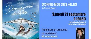 Avant-Première du film \Donne-moi des ailes\ Saint-Malo