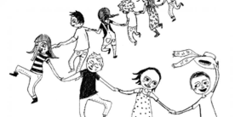 Danse bretonne - Pour les enfants !