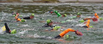 Iroise Swim run Plougonvelin