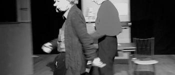 Théâtre burlesque masqué \Rien n\aboutit jamais, sauf à rien\ Redon