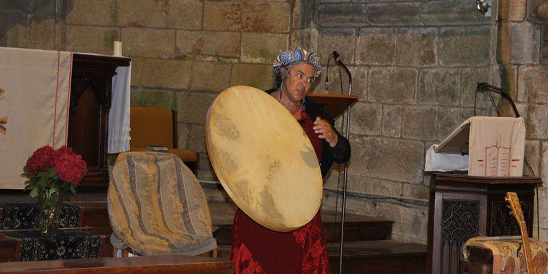 Soirée contes léglise Sainte Thumette à Kérity