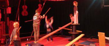 Stage de Cirque 4/5 ans Plobannalec-Lesconil