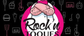 Rock\n Toques - Festival Art Rock Saint-Brieuc