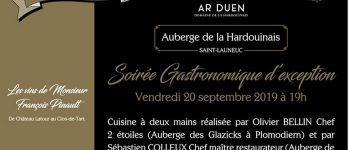 Soirée gastronomique d\exception Saint-Launeuc