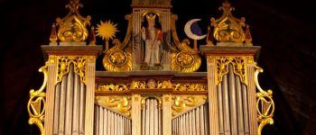 Découverte de l\orgue Robert Dallam de Lanvellec - Journées du patrimoine Lanvellec