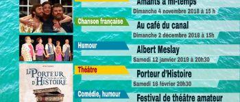 Tremplin d'humour & Festival de théâtre amateur Erquy