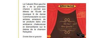 Cabaret Rive Gauche Lamballe