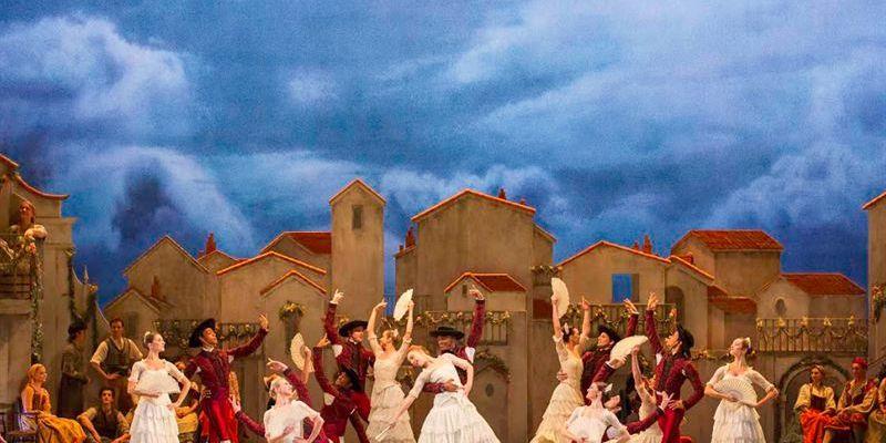 Ballet - Don Quichotte au cinéma