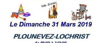 Foire puériculture et vide grenier Plounévez-Lochrist