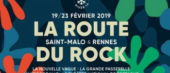 La Route du Rock - Collection hiver Saint-Malo