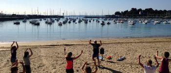 Beach fitness Saint-Quay-Portrieux