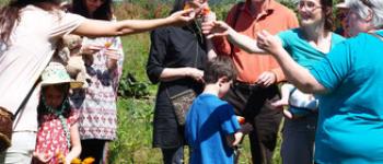 Goûter découverte sensorielle Sixt-sur-Aff