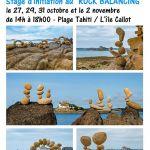 Initiations au rock balancing Carantec