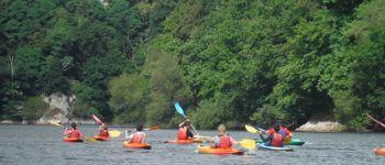 Descente maritime de l\Arguenon en kayak Plancoët