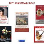 Carantec Culture fête son 20ème anniversaire ! Henvic