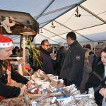 Marché de Noël à La Fontenelle La Fontenelle