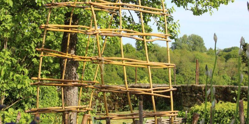 Visite du Jardin dHildegarde