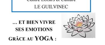 Atelier Yoga, gestion du stress Guilvinec