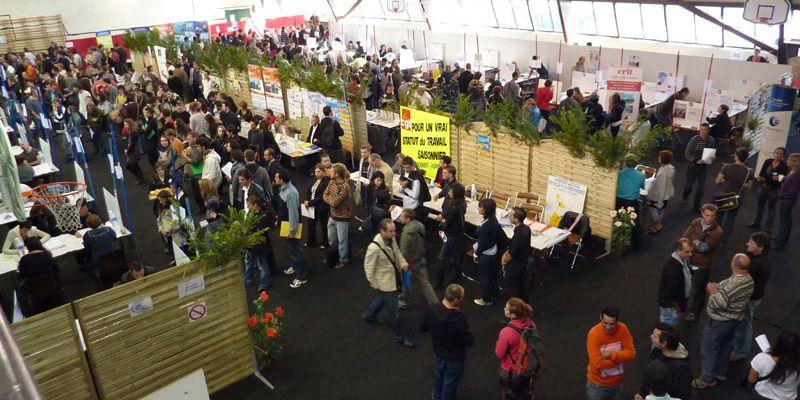 Forum des associations à Saint-Brieuc