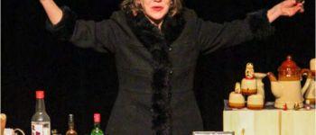 Irina Dachta, à Les Portes du Coglais Les Portes du Coglais