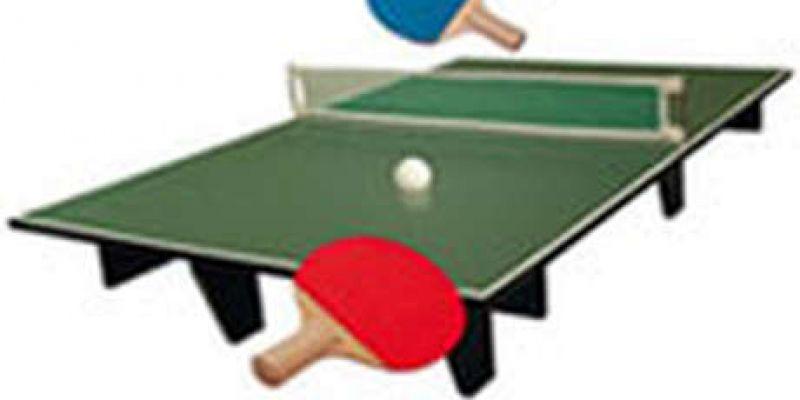 Tennis de table : finale Challenge du Finistère Sud