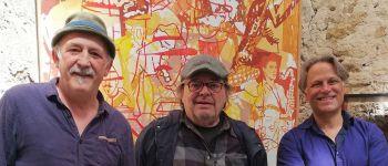 Bernard Lubat & André Minvieille Saint-Brieuc