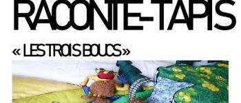 Animation Raconte-Tapis Rostrenen