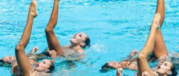 Compétition de natation synchronisée Lannion