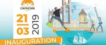 Inauguration Climb Up Brest ! Brest